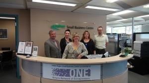 Halton small business team 2013